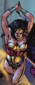 Infinite Crisis - Wonder Woman