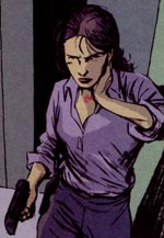 Gotham Central 4: The Quick and the Dead - Crispus Allen