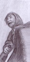 Siberia - woman