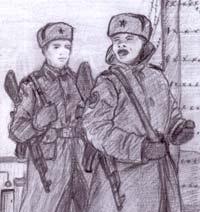 Siberia - soldier