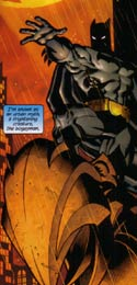 Superman/Batman 1: Public Enemies - Batman