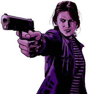 Gotham Central 5: Dead Robin - Renee Montoya