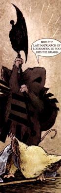 Mouse Guard: Autumn 1152 - Black Axe