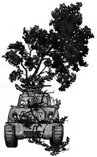 Alan's War - tank