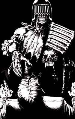 The Best of 2000AD - Judge Death