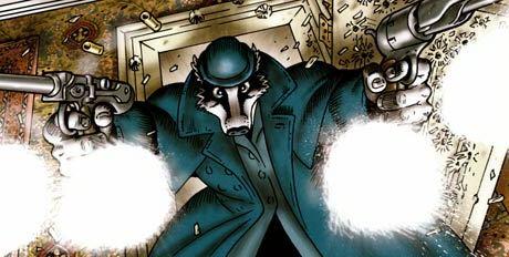 Grandville: Detective-Inspector Lebrock