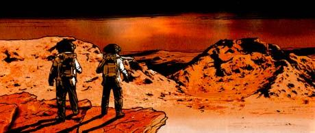 The Chimpanzee Complex - Mars