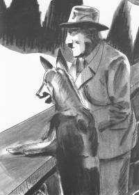 The Listener - Adolf Hitler and dog