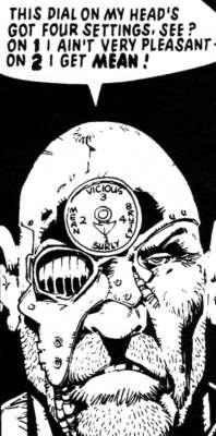 Judge Dredd: The Complete Case Files 04 - Mean Machine Angel