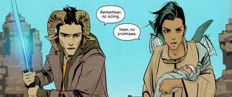 Saga: Marco and Alana