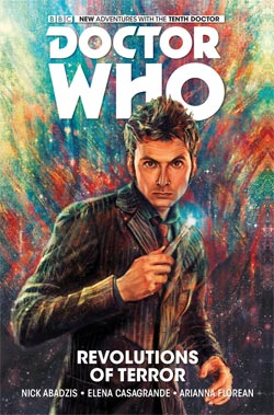 Doctor Who: The 10th Doctor – Volume 1: Revolutions of Terror