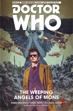 Doctor Who: The 10th Doctor – Volume 2: The Weeping Angels of Mons