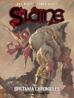 Slaine: The Brutania Chronicles Book 2 - Primordial