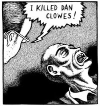 Compulsive Comics by Eric Haven - Daniel Clowes is dead