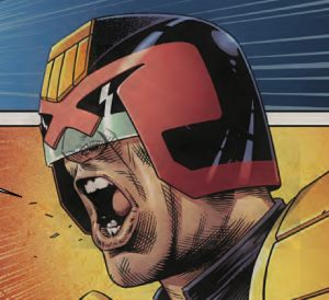 2000AD's Greatest: Judge Dredd