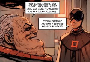 The Metabaron 2 - The Techno-Pope