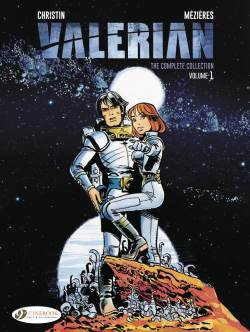 Valerian - The Complete Collection Volume 1