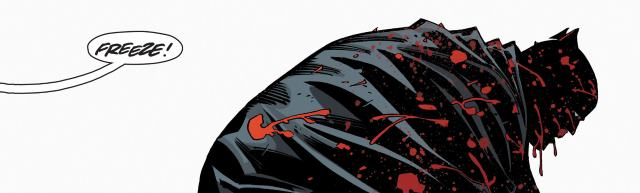 Batman is captured in Batman: The Dark Knight - Master Race