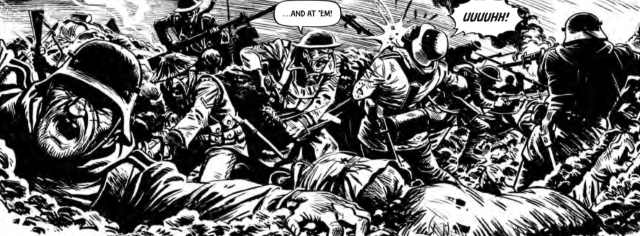 Charley's War by Pat Mills and Joe Colquhoun