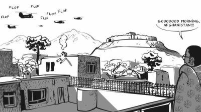 Kabul Disco by Nicolas Wild