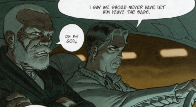 Ian's 'parents' show some concern in Ian 2: Lessons of Darkness
