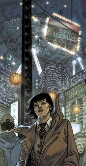Aahna Ashina in Blade Runner: 2019