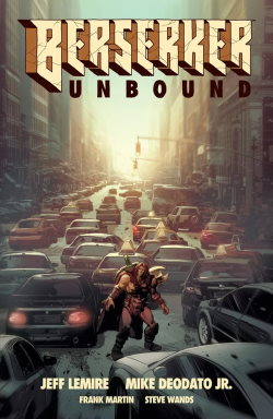 Berserker Unbound cover
