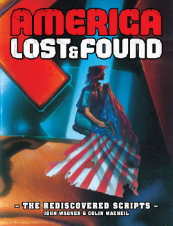 America: Lost & Found - The Rediscovered Scripts cover