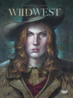 Wild West: 1. Calamity Jane book cover