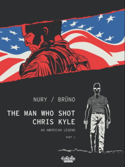 Cover of The Man Who Shot Chris Kyle
