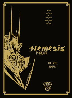 Nemesis the Warlock: The Later Heresies cover