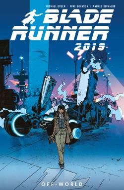 Blade Runner 2019 Volume 2 cover