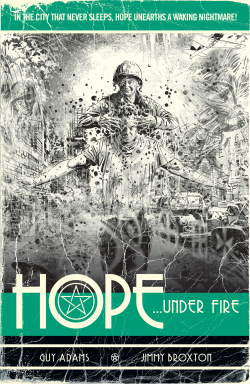 Hope Under Fire cover