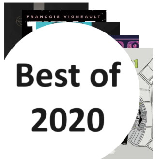 Best graphic novels of 2020 logo