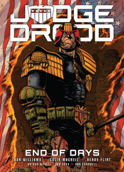 Judge Dredd: End of Days