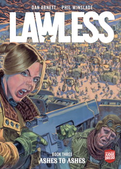 Lawless: Book 3 – Ashes to Ashes