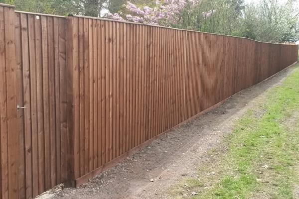 Fencing-highbridge