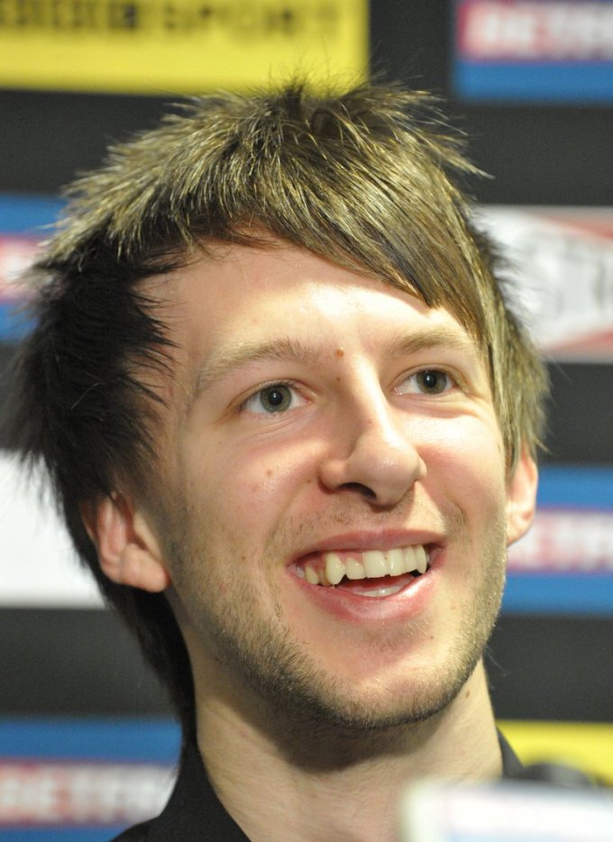 grove leisure » blog archive » wsc 2011 last 32: judd trump