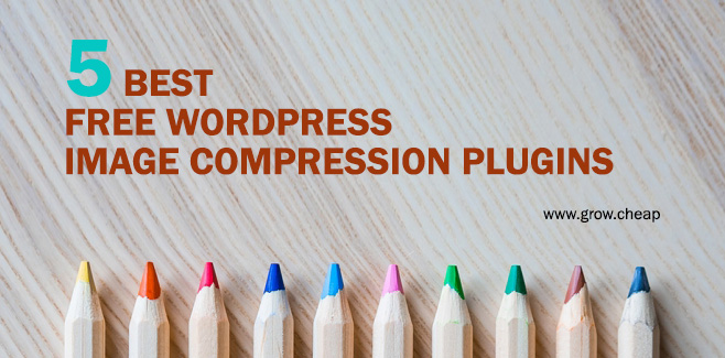 5 Best Free WordPress Image Compression Plugins