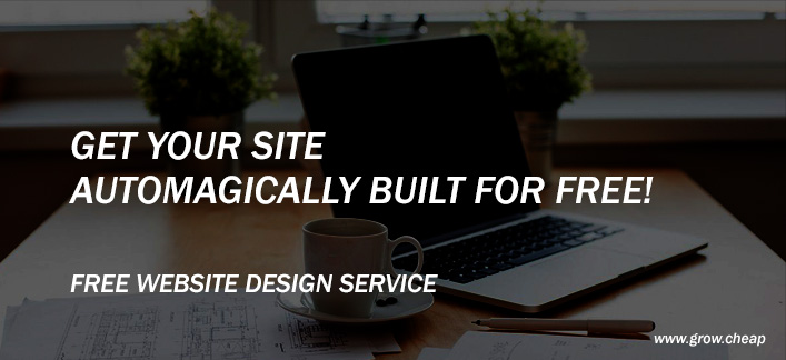 Free Website Design Service – Start Your Blog Today!