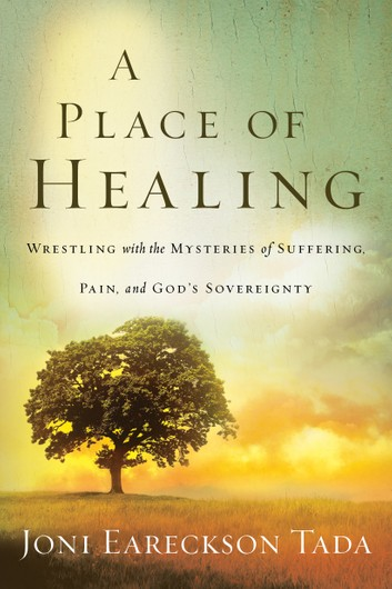 Book Review: A Place of Healing – Wrestling with the Mysteries of Suffering, Pain, and God's Sovereignty