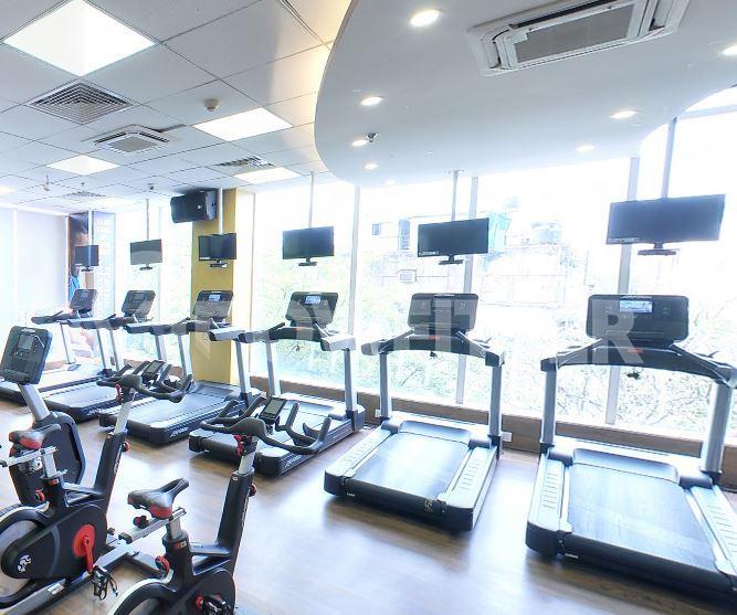 Anytime Fitness Jangpura Delhi Gym Membership Fees