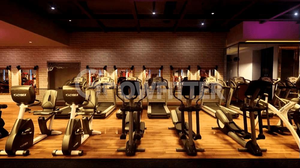 Nitrro Bespoke Fitness Breach Candy Mumbai Gym