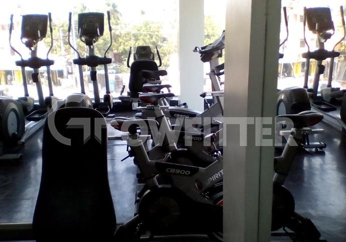 H F Fitness Studio Neelankarai Chennai Gym Membership