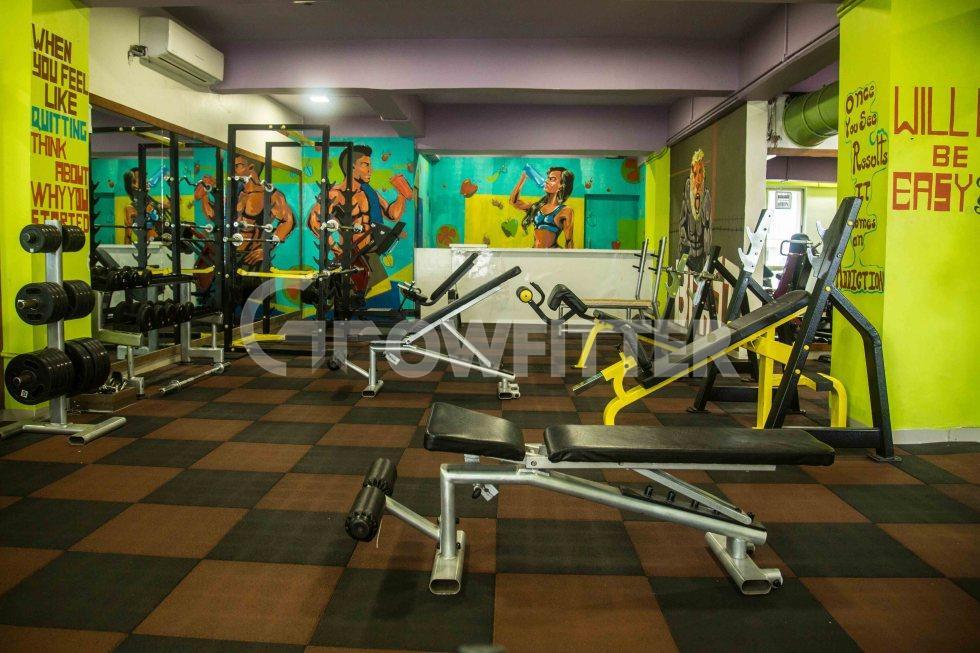Go Fitness Thane West Mumbai Gym Membership Fees