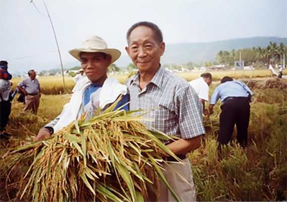 Father of Hybrid Rice