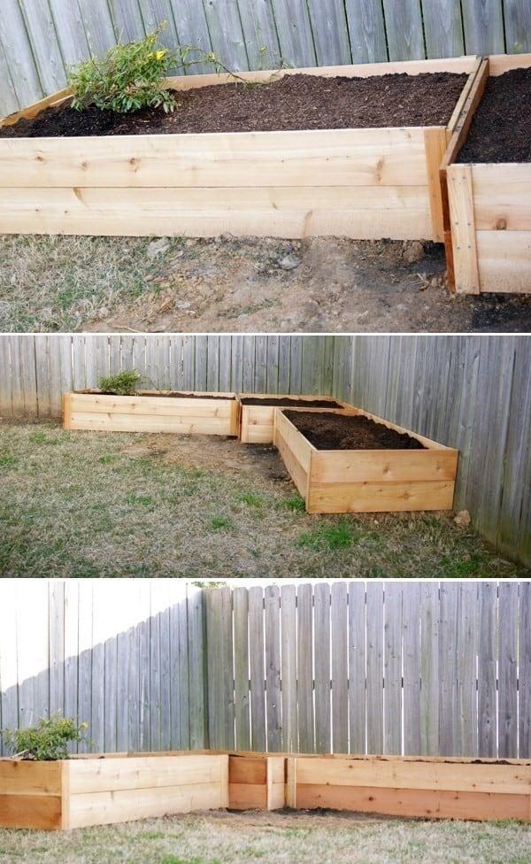 5 Easy DIY Raised Garden Bed Ideas and Plans - Grow ... on Backyard Raised Garden Bed Ideas id=91560