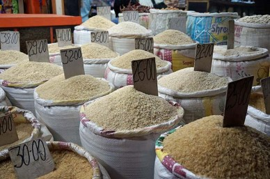 Rice. lots of it.