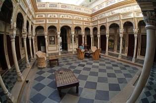 Heritage hotel in Mandawa