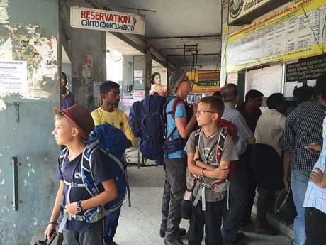Kochi bus station